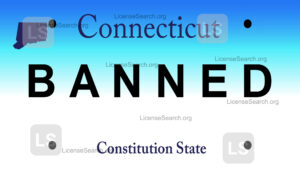 Sample Connecticut Banned License Plates